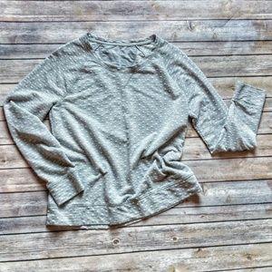 🎉3/$15 sale! Merona | long sleeve top